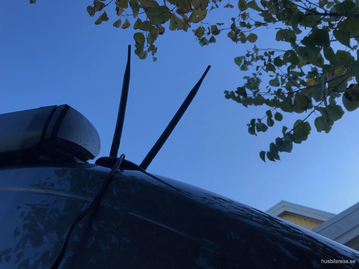 TV-antenn eller parabol