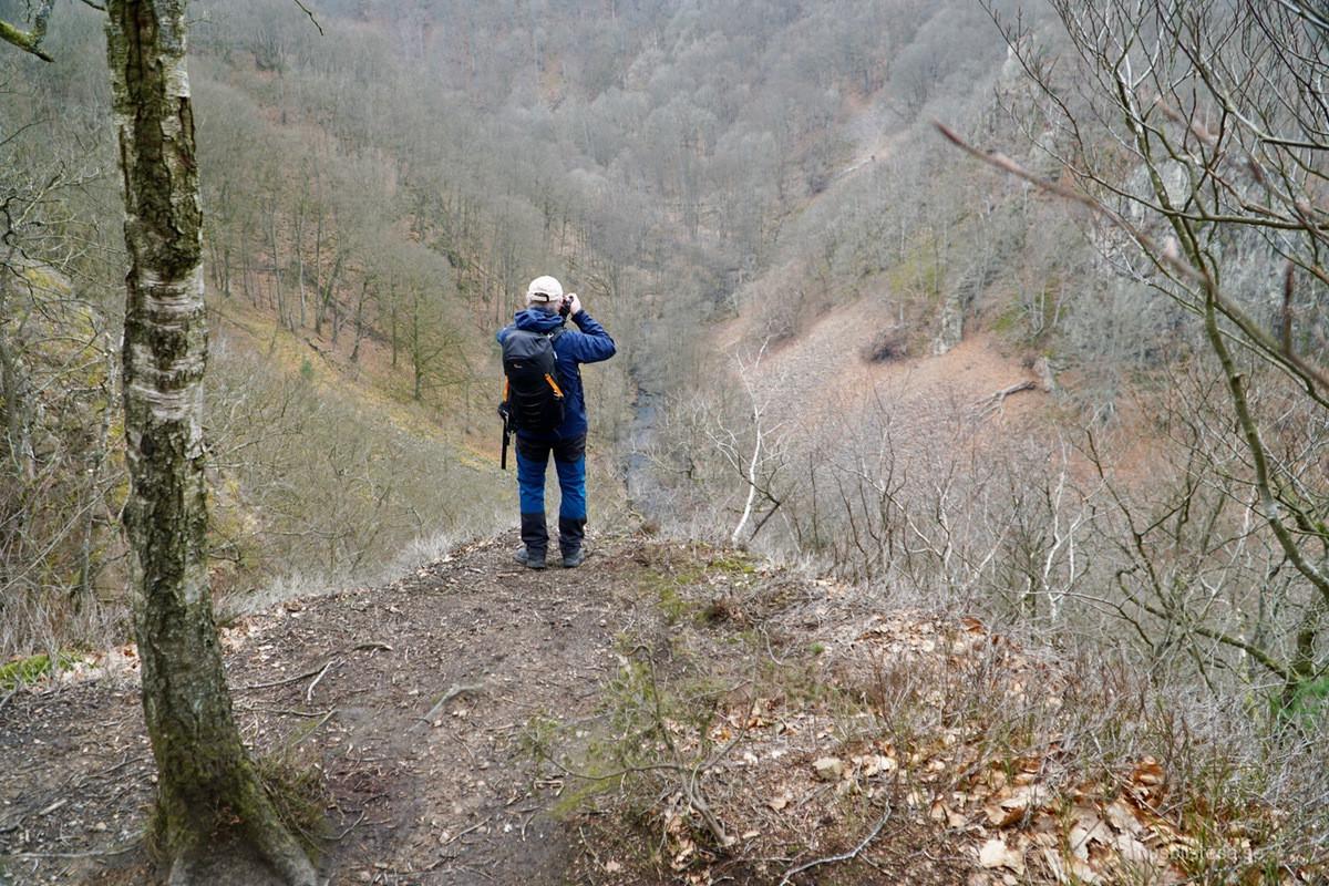Söderåsens nationalpark - Hjortsprånget