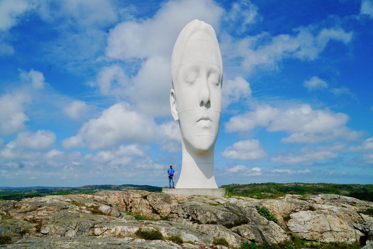 Skulpturparken Pilane på Tjörn