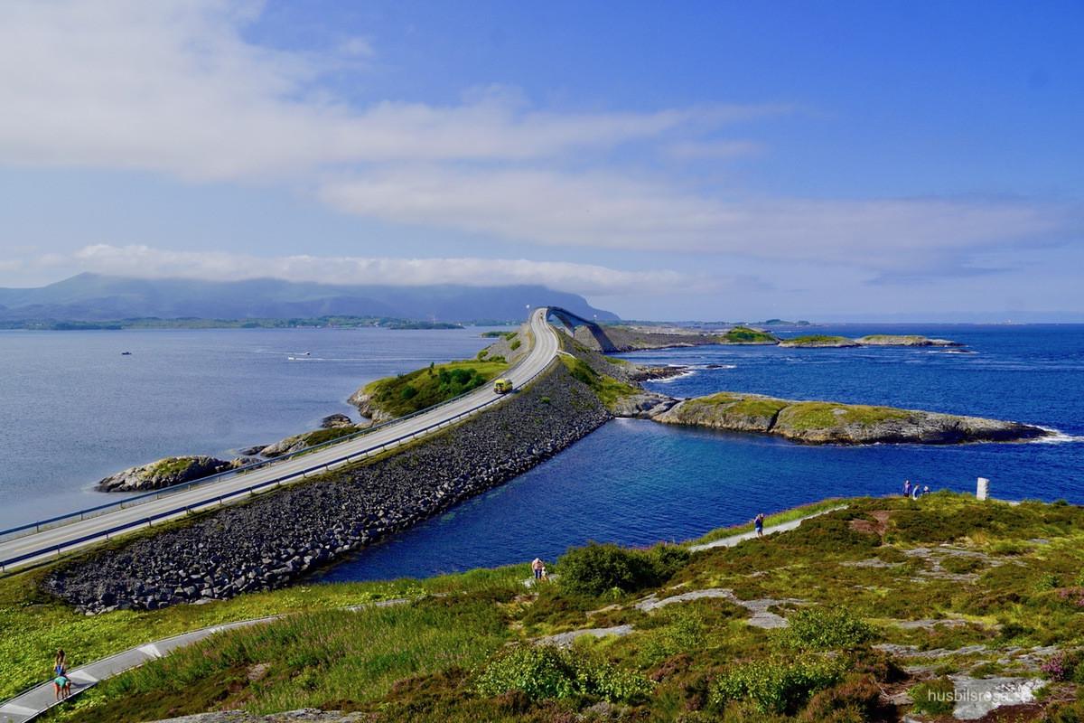 Atlanthavsvägen - Norge