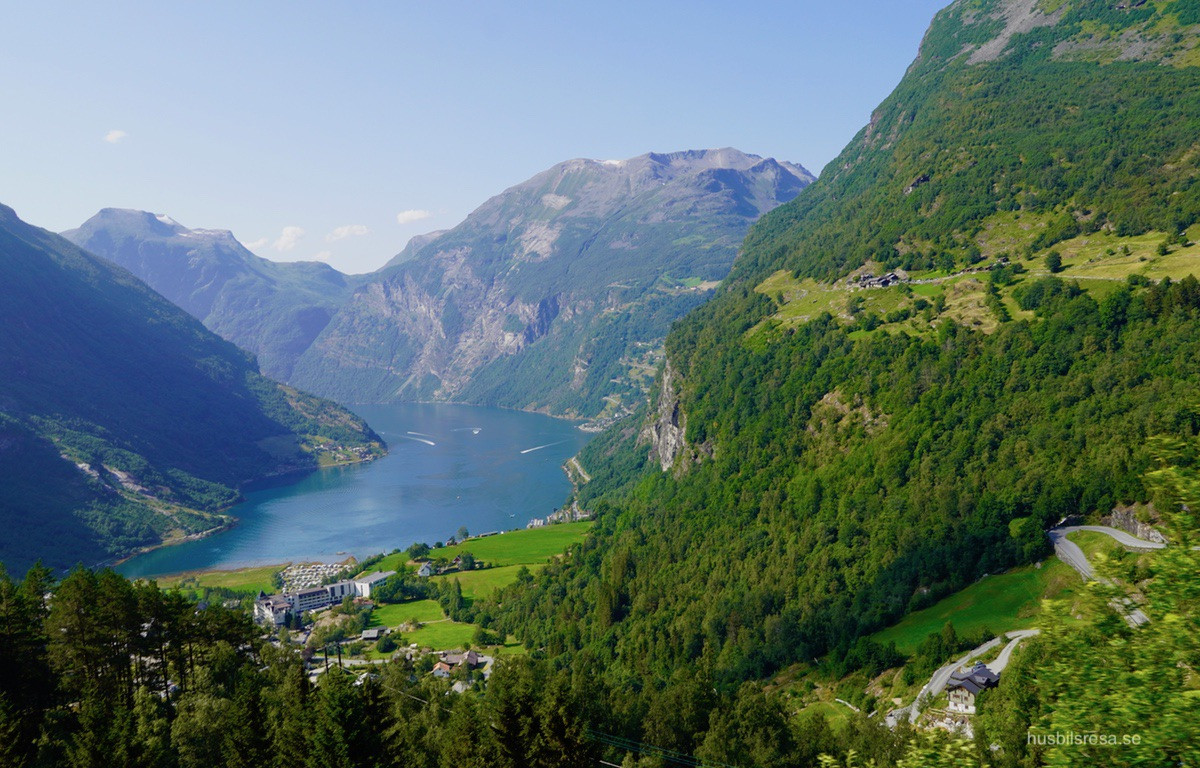 Geiranger - Norge